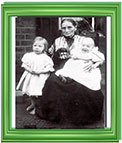 Fanny-Tetley-Tivey-and-Grandchildren