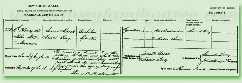Harriet-Tivey-and-Jonas-Alcock-Marriage-Certificate