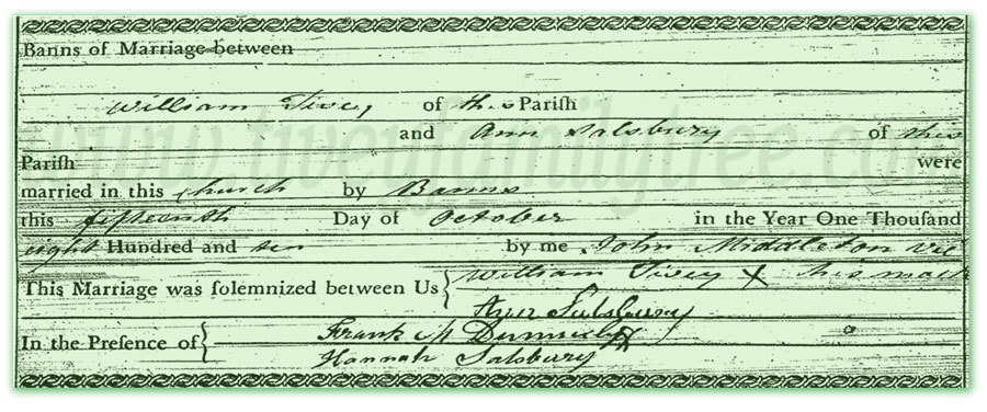 William-Tivey-and-Ann-Salsbury-Marriage-Register
